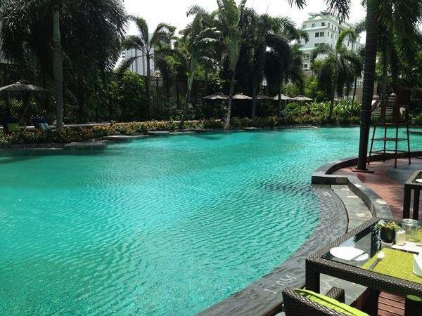2013 방콕여행 4일차 – 콘래드(Conrad) 호텔 수영장