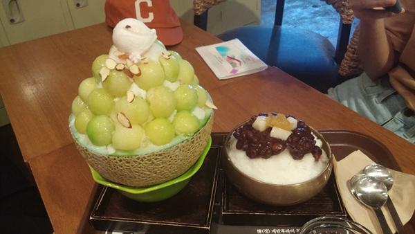 PYL Special Taste 10th – 엘가 멜론빙수