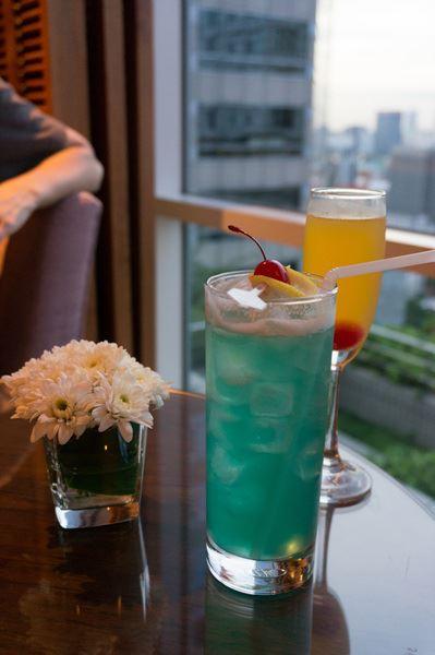 2013 방콕여행 3일차 – 콘래드(Conrad) 호텔 이그제큐티브 라운지 칵테일타임
