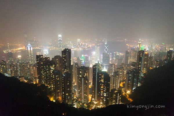 요시노야, 허니문 디저트, 빅토리아 피크, 야경, 피크트램, 라마다 호텔 앞 과일가게 – 2014 홍콩여행 2일차